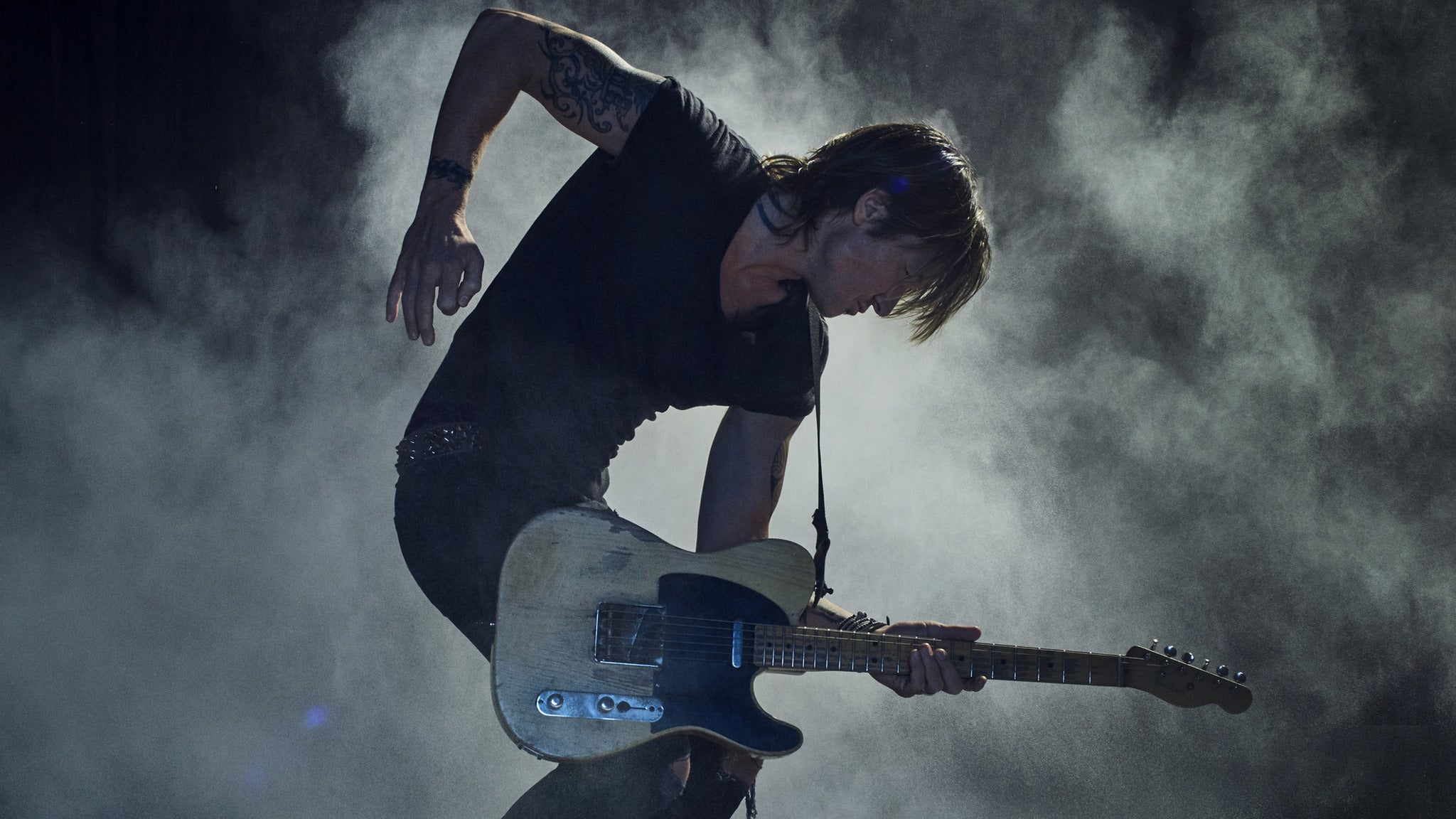 Keith Urban at Santa Barbara Bowl