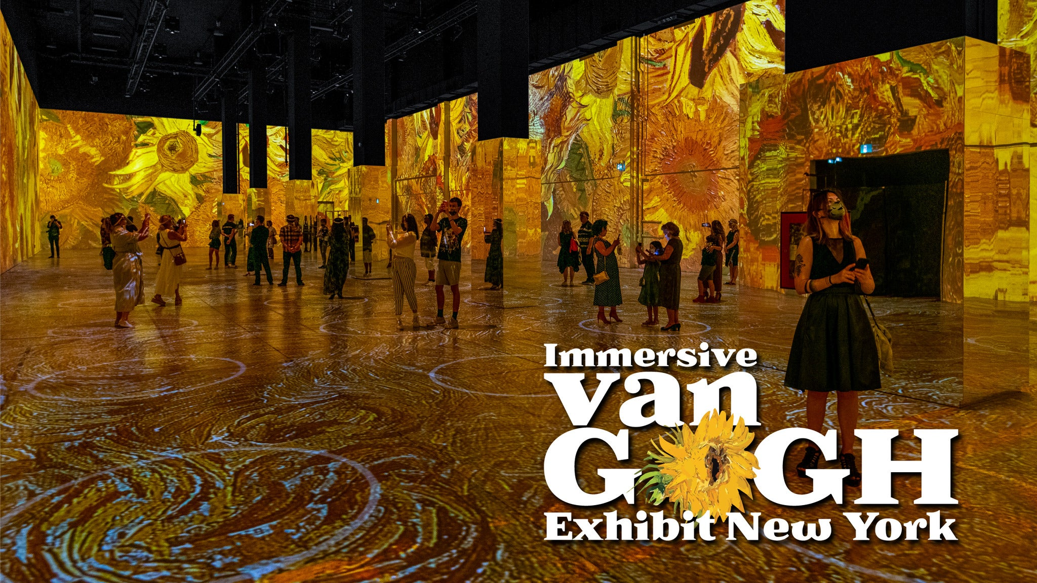 American Express Access - Immersive Van Gogh (PRIME)