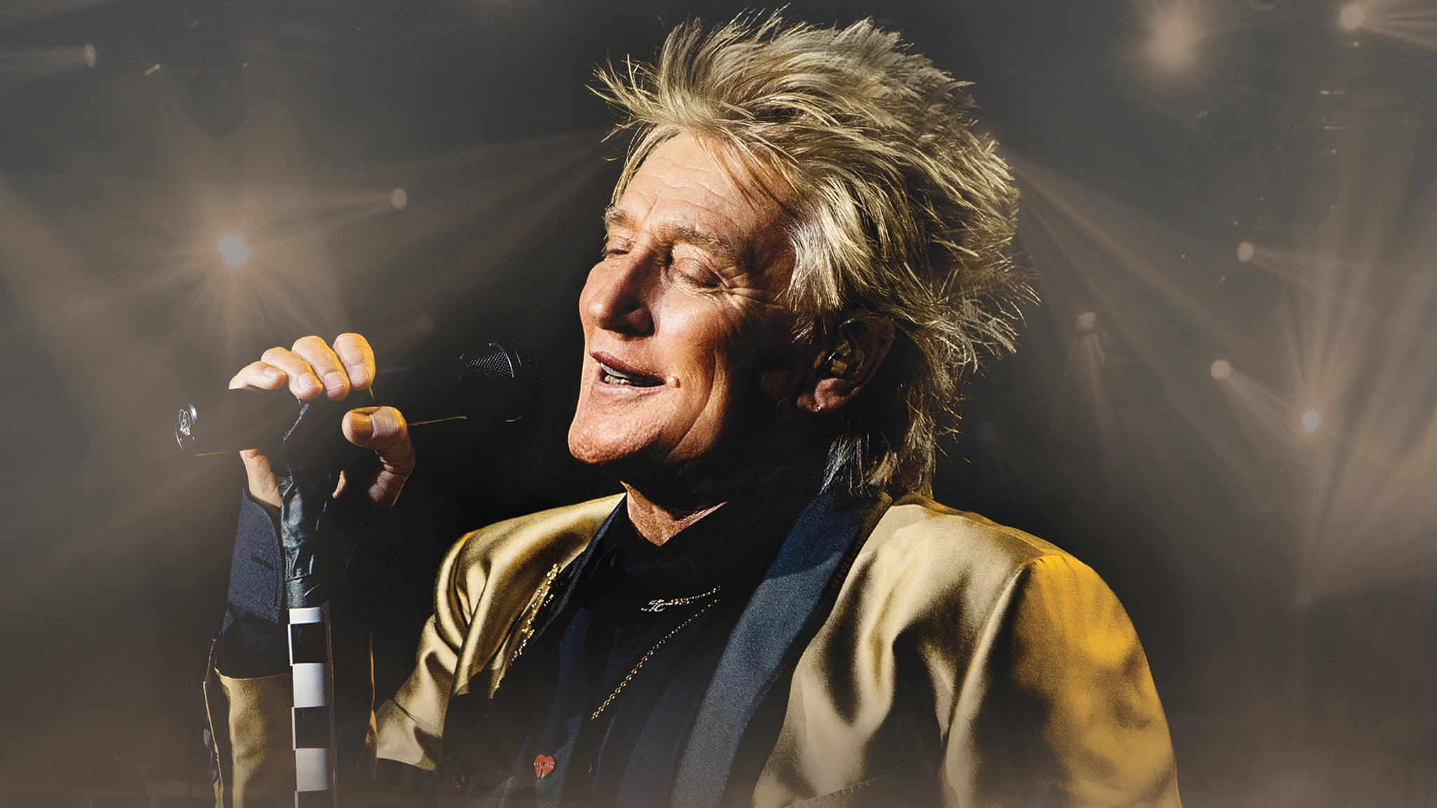 a day on the green - Rod Stewart (Reserved & GA) tickets (Copyright © Ticketmaster)