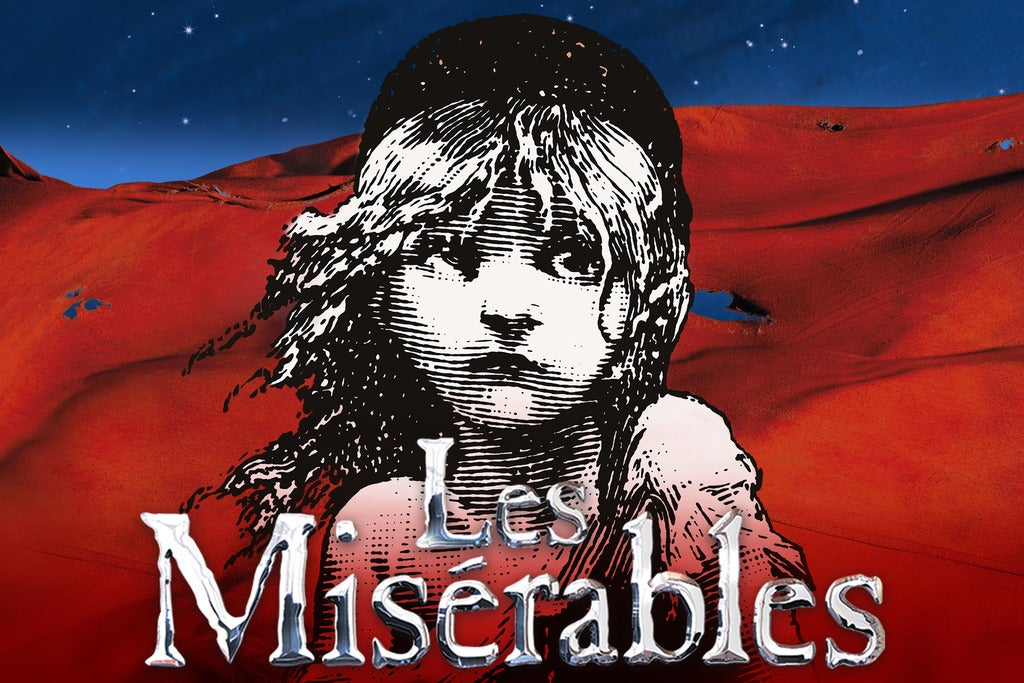 Hotels near Les Miserables (Touring) Events