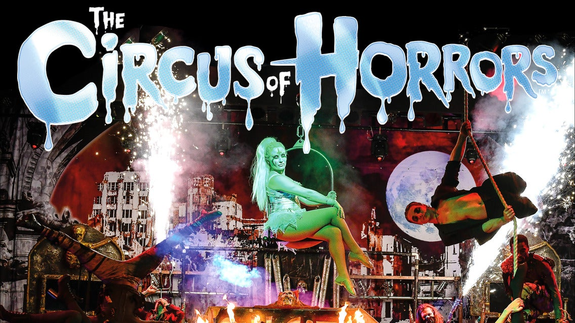 Circus of Horrors Addams Family Friendly show tickets (Copyright © Ticketmaster)