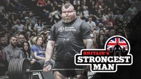 Britain's Strongest Man FlyDSA Arena (Sheffield Arena) Seating Plan