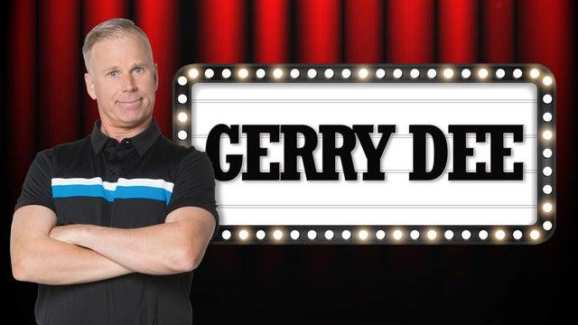 Gerry Dee Live!