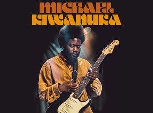 Michael Kiwanuka, 2021-05-25, Barcelona