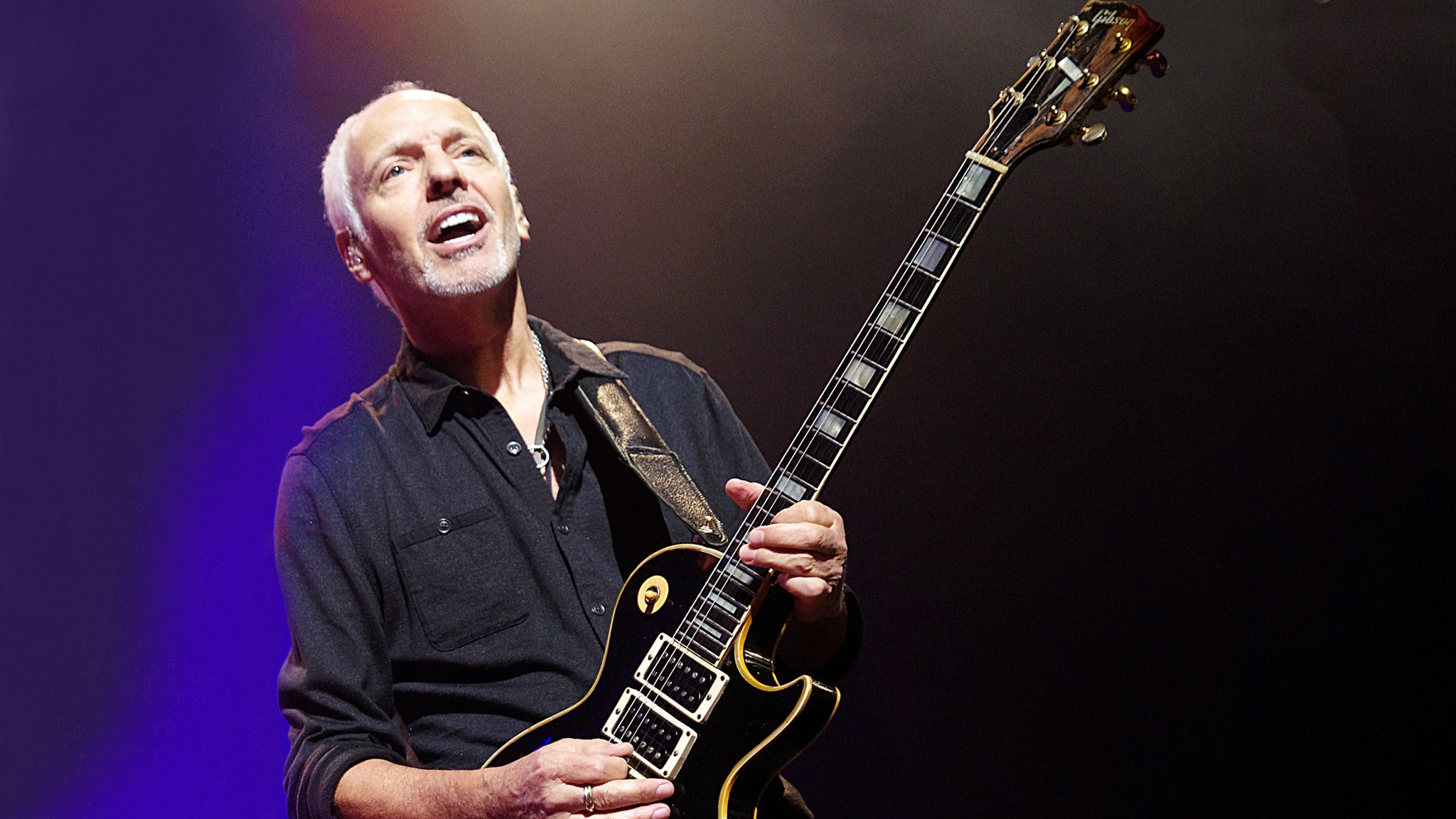 Peter Frampton at Kansas Star Event Center Arena