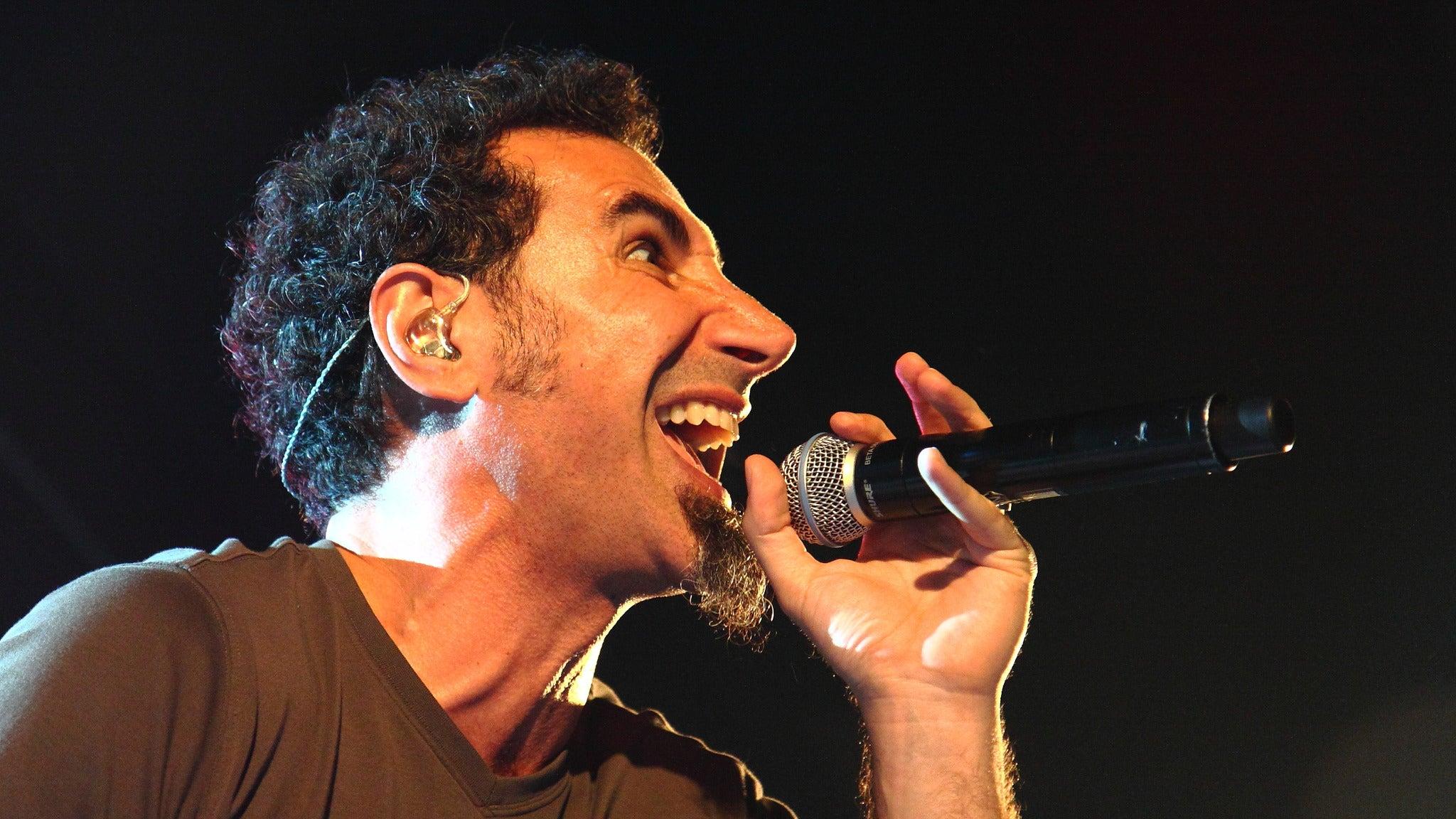 Serj Tankian, performing with CSUN Symphony - Northridge, CA 91330