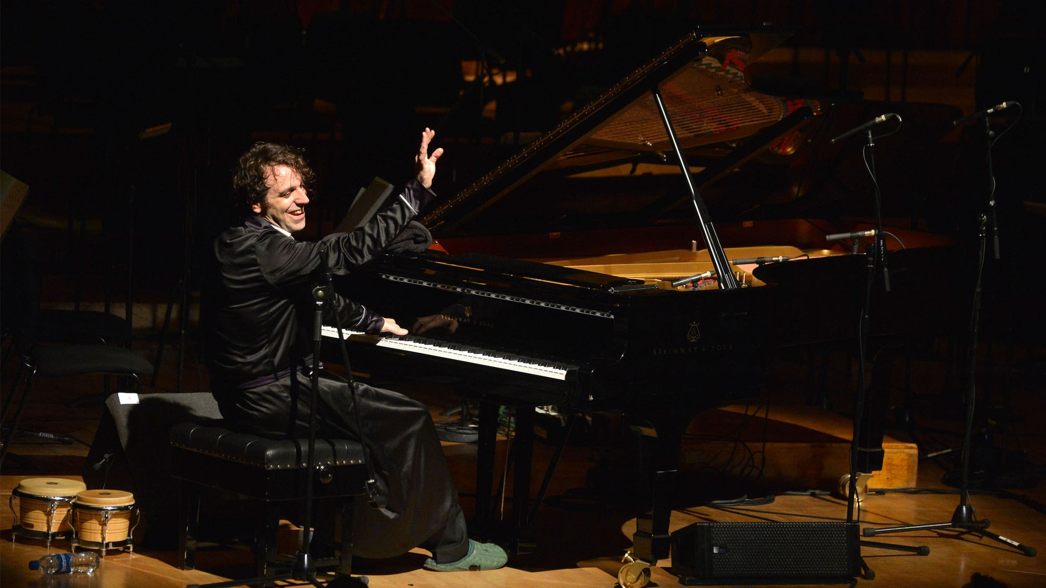 Chilly Gonzales tickets (Copyright © Ticketmaster)
