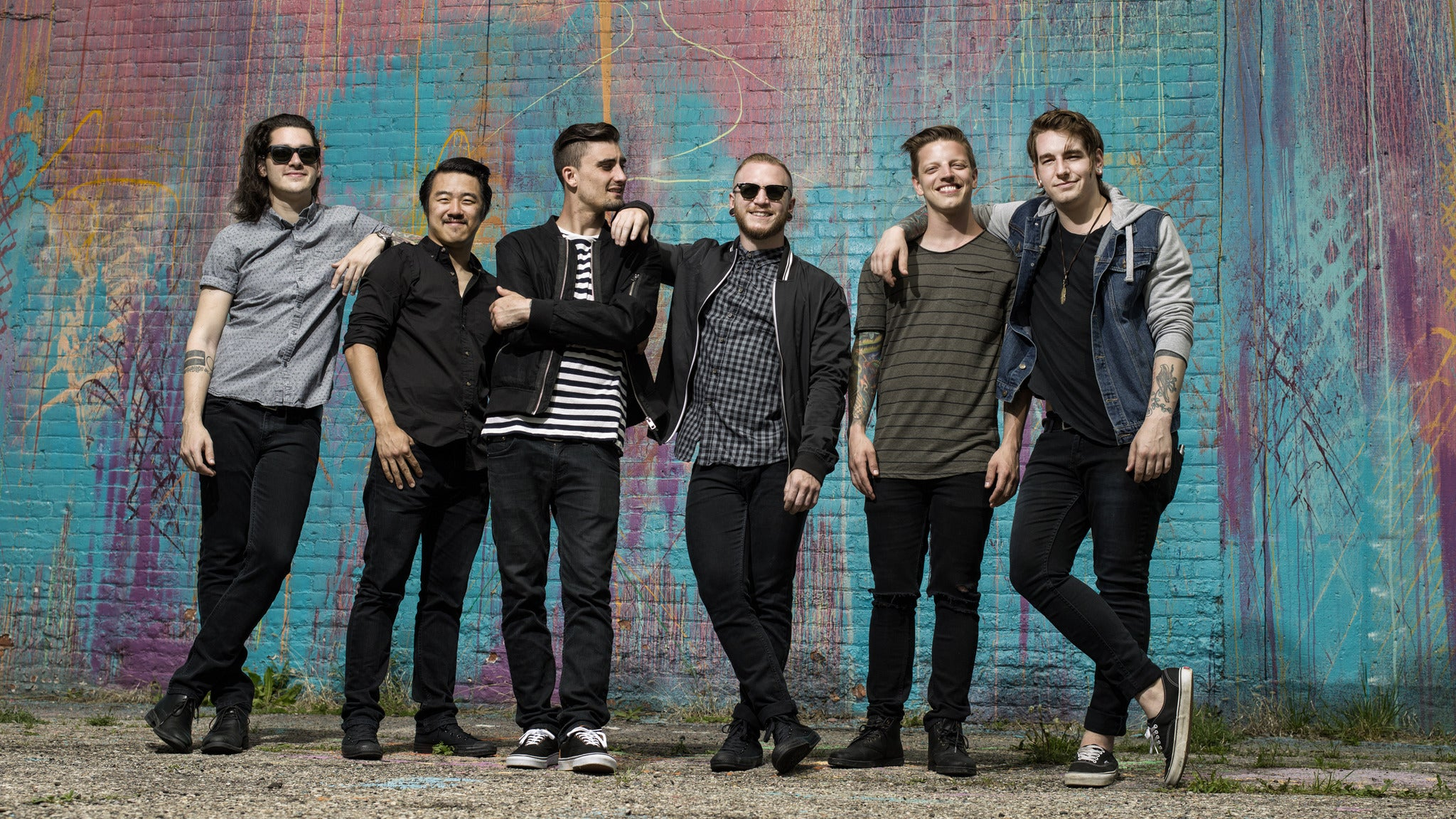 Reaction Presents: We Came As Romans W/ the Word Alive