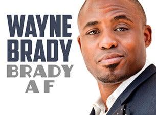 Wayne Brady at Ridgefield Playhouse