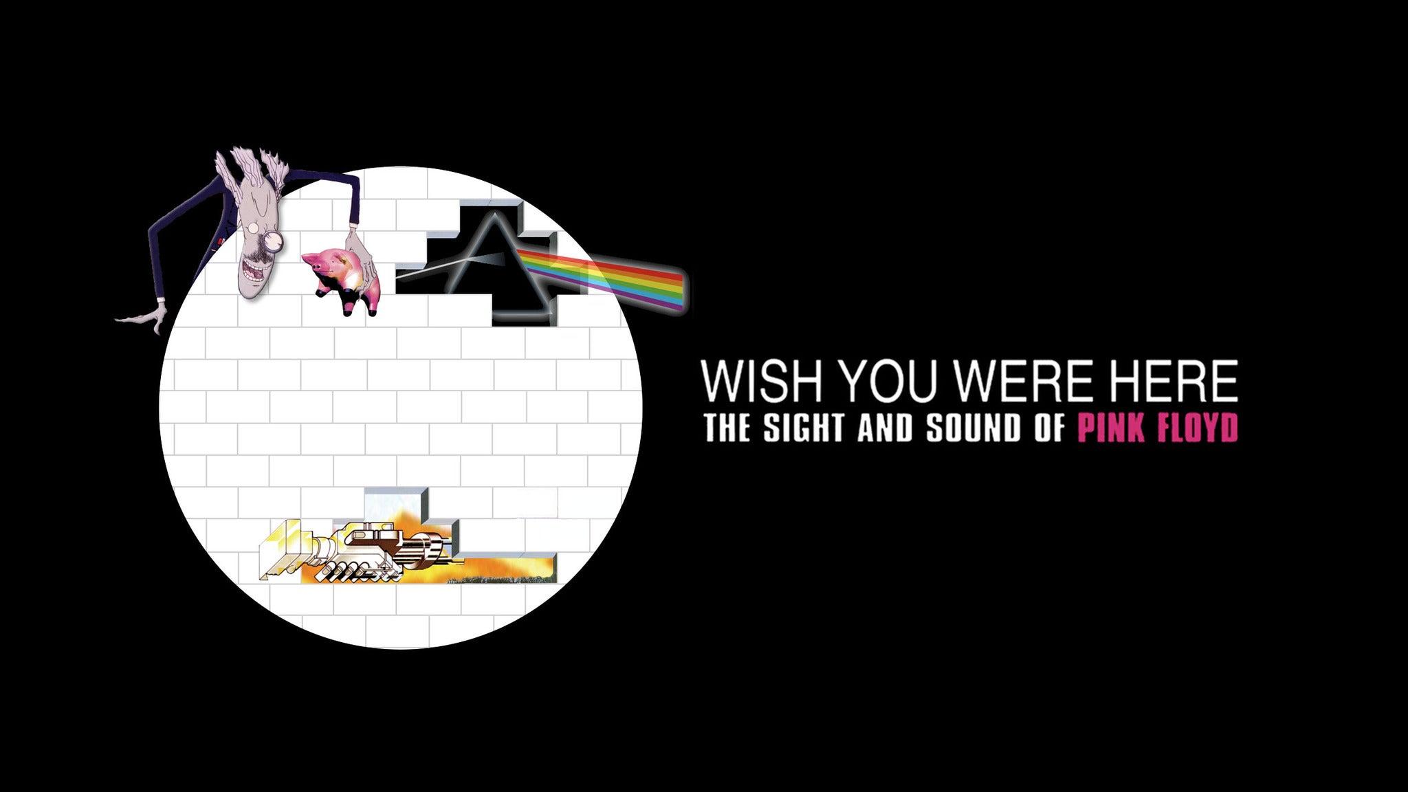 Wish You Were Here -