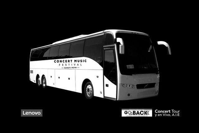 Servicio de Autobús - Sancti Petri Festival