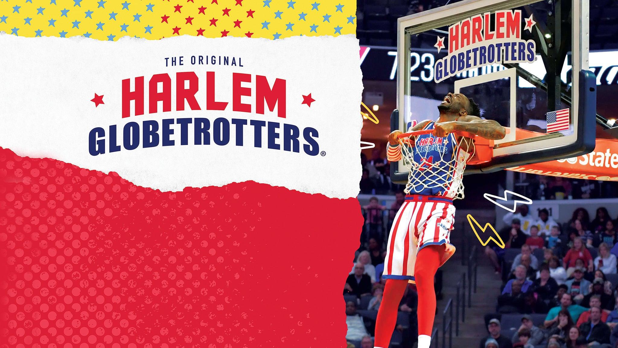 The Original Harlem Globetrotters Event Title Pic