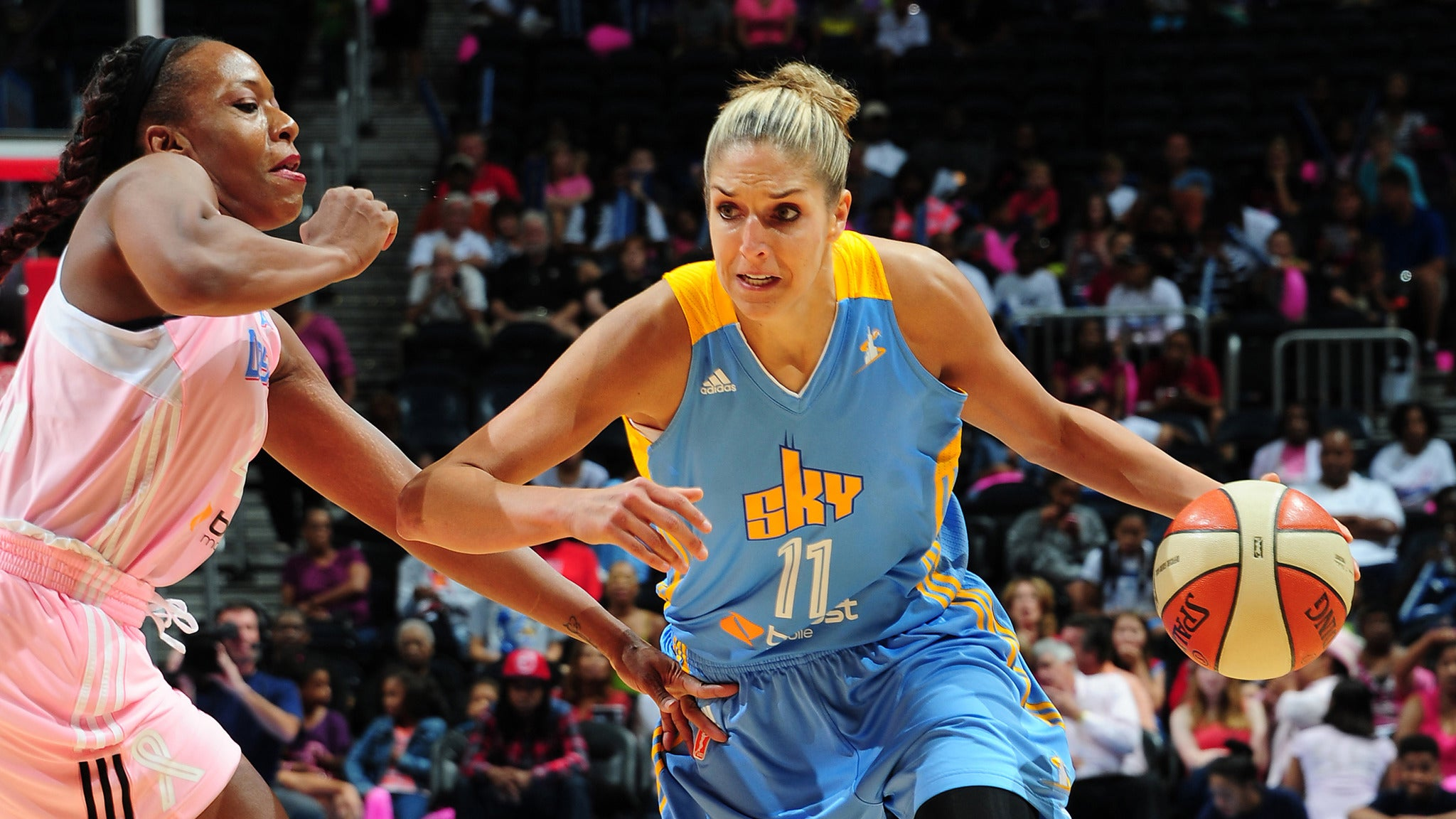 Chicago Sky vs. Seattle Storm at Allstate Arena