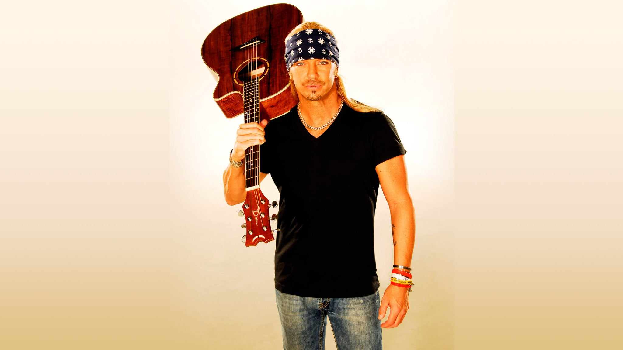 Bret Michaels at Thunder Mountain Amphitheatre