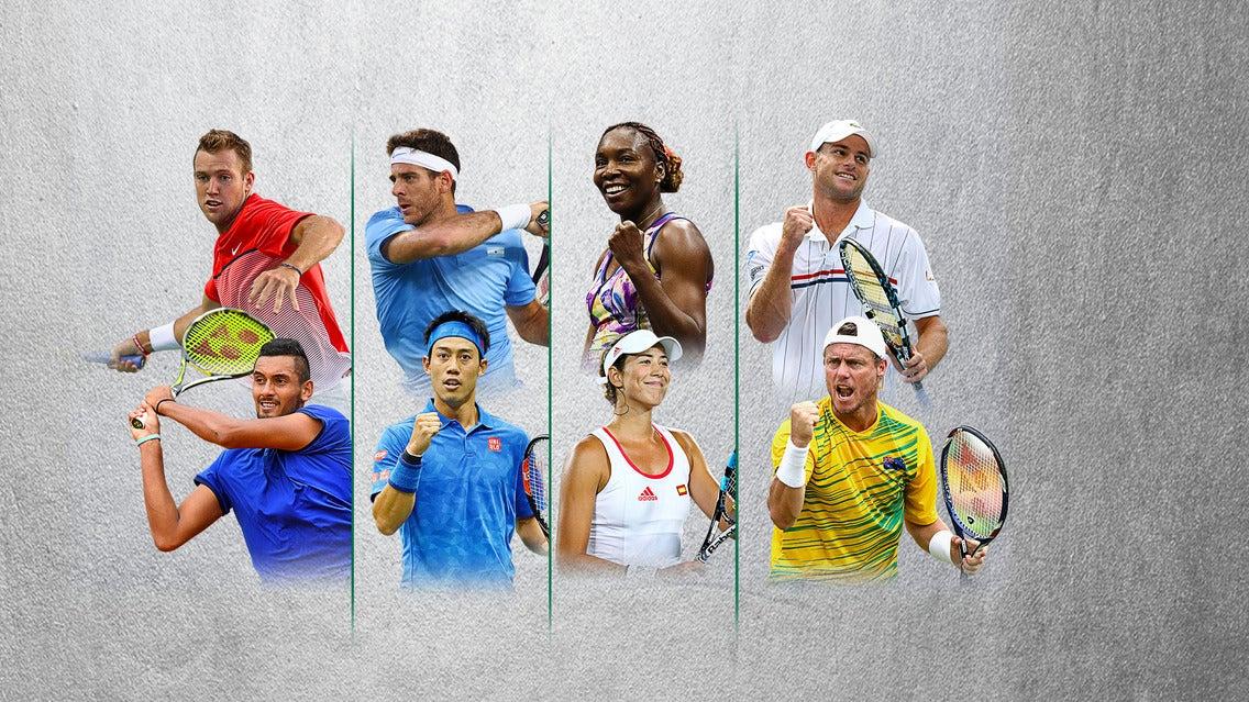 BNP Paribas Showdown Tennis