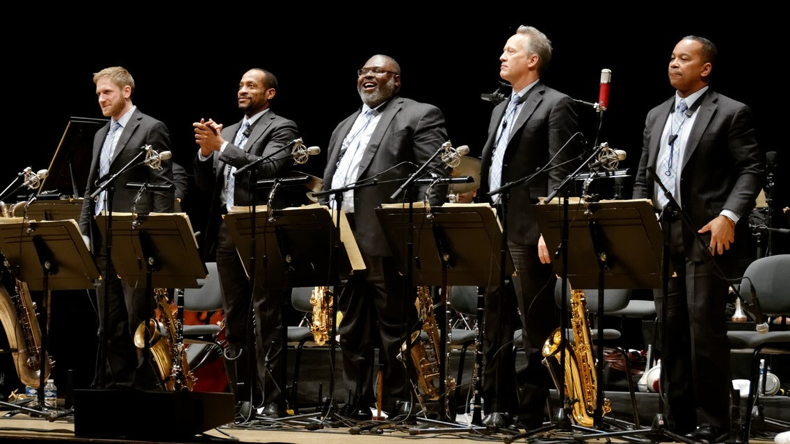 The Lincoln Center Jazz Orchestra