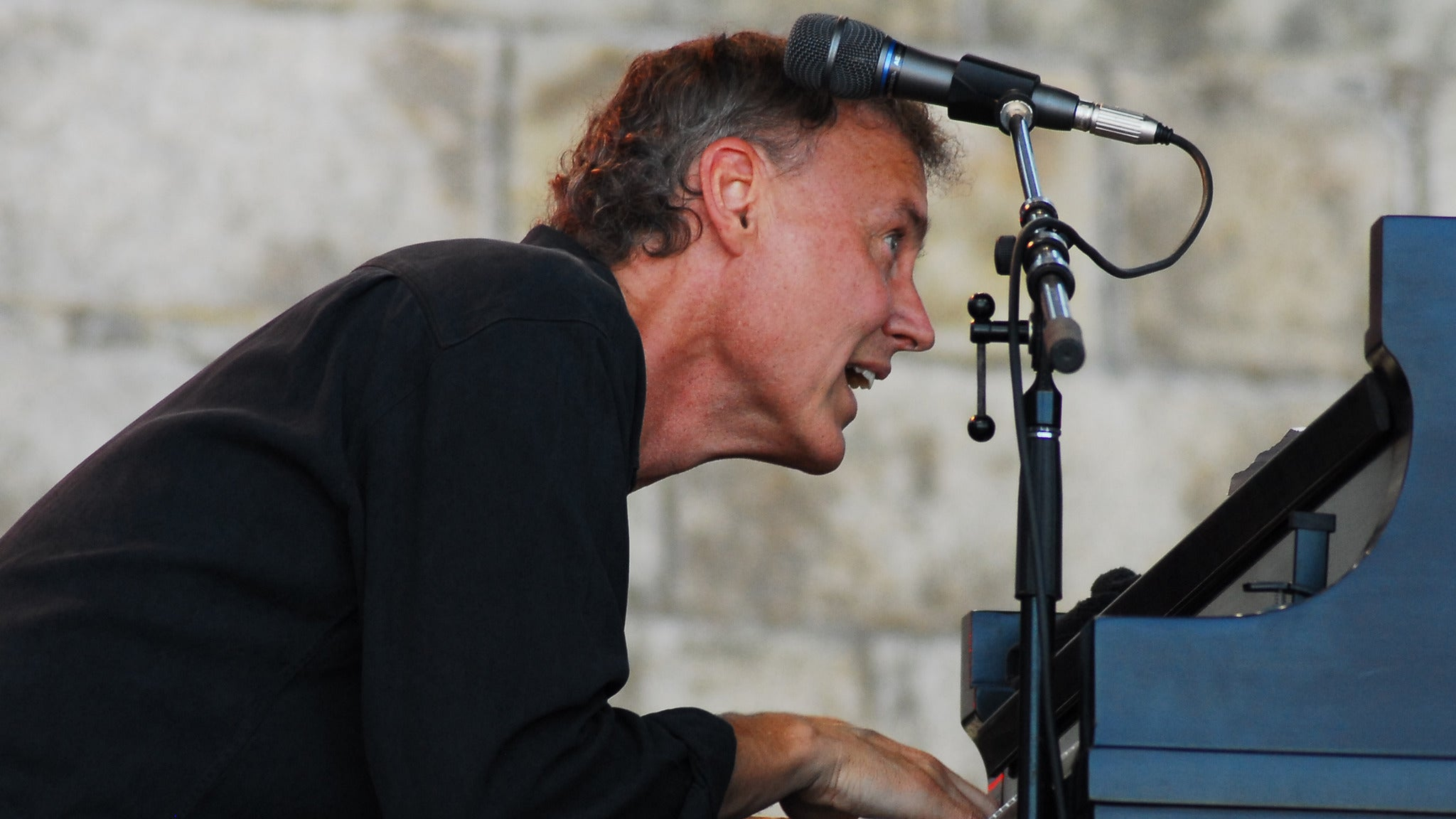 Bruce Hornsby at Chautauqua Auditorium
