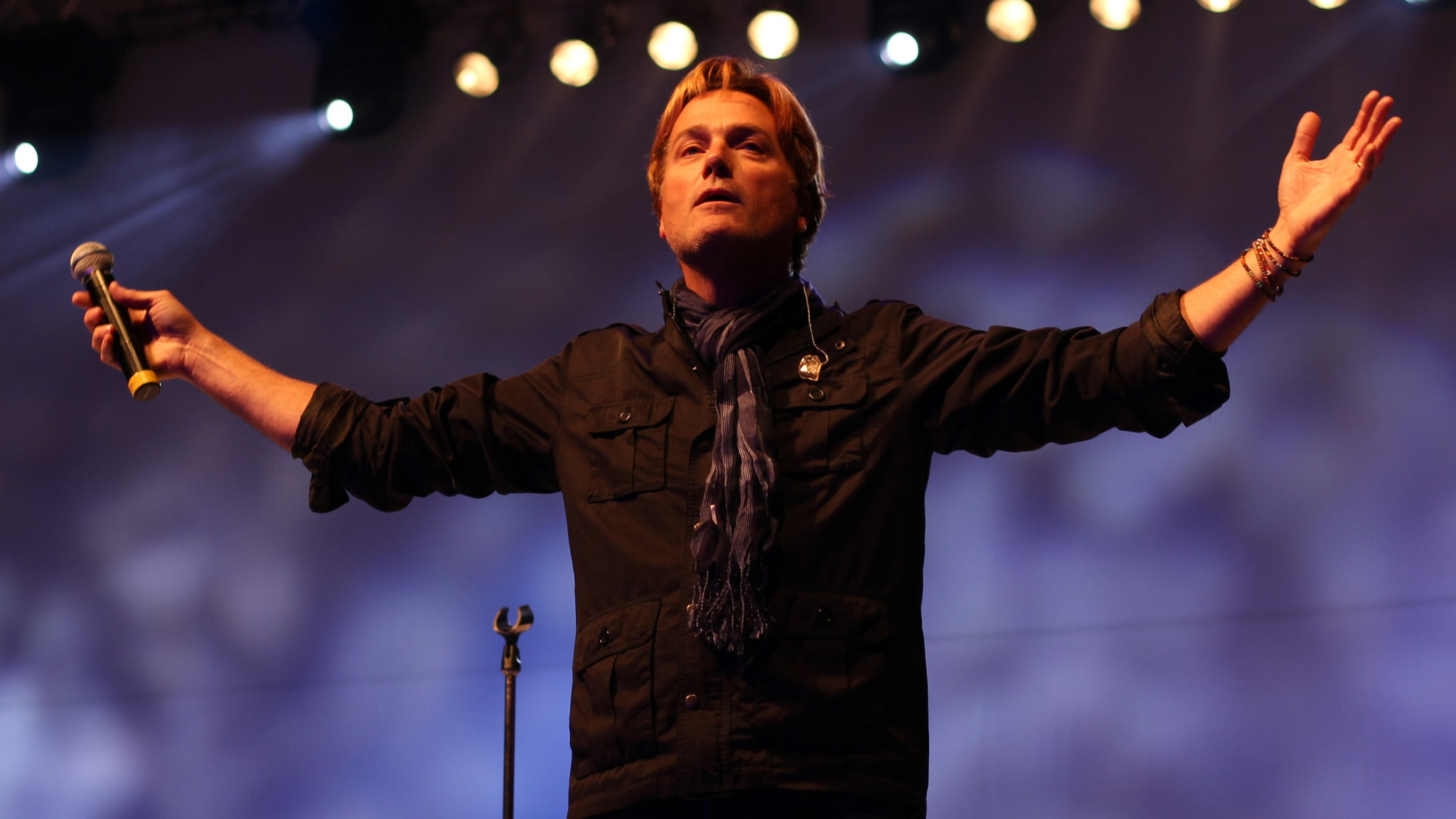 Michael W. Smith at Adler Theatre