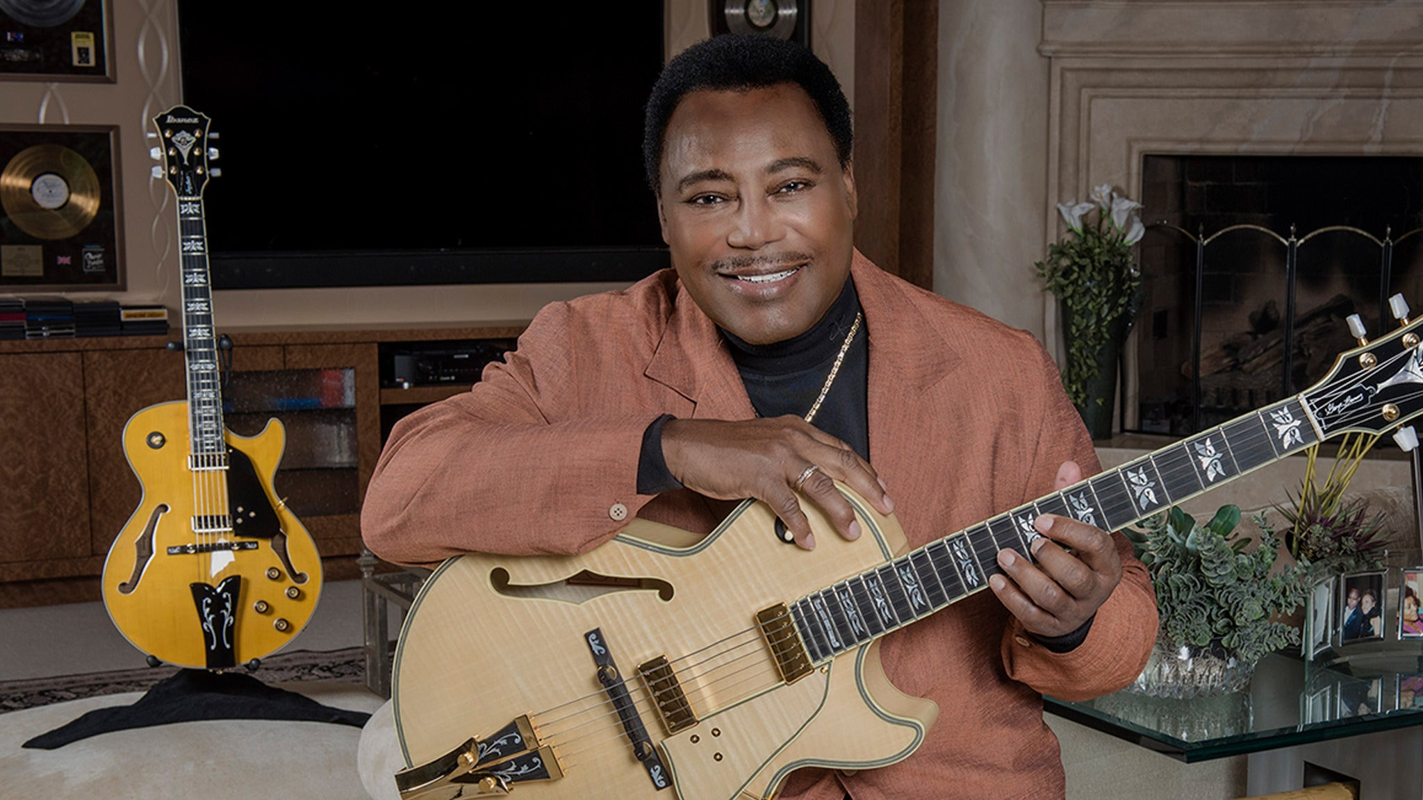George Benson – Walking to New Orleans Tour