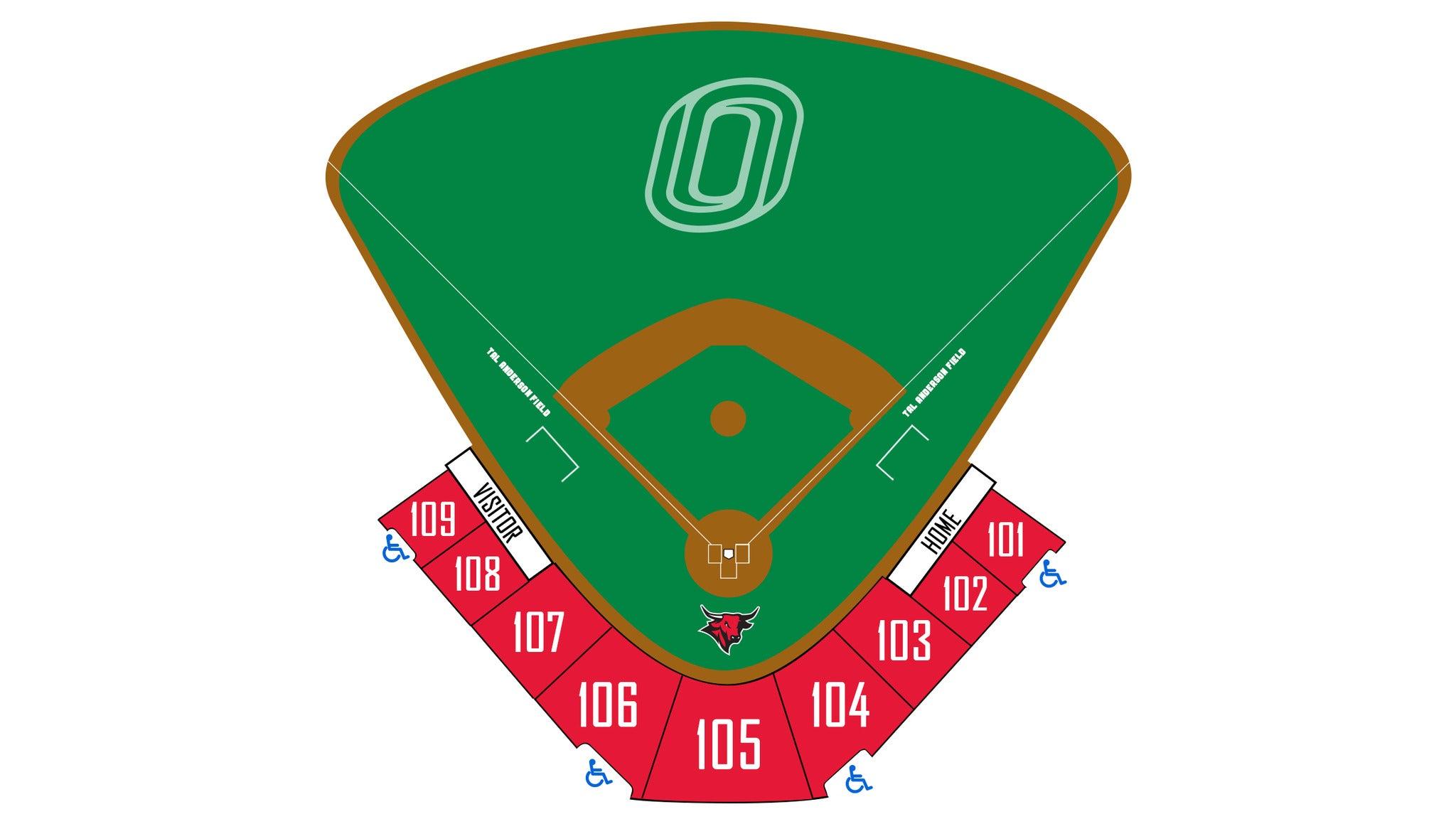 2021 Uno Maverick Baseball Single Games