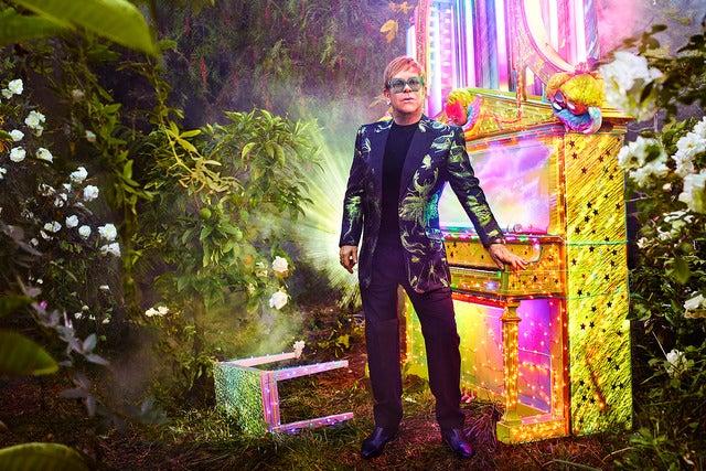 Elton John - Official Platinum Tickets