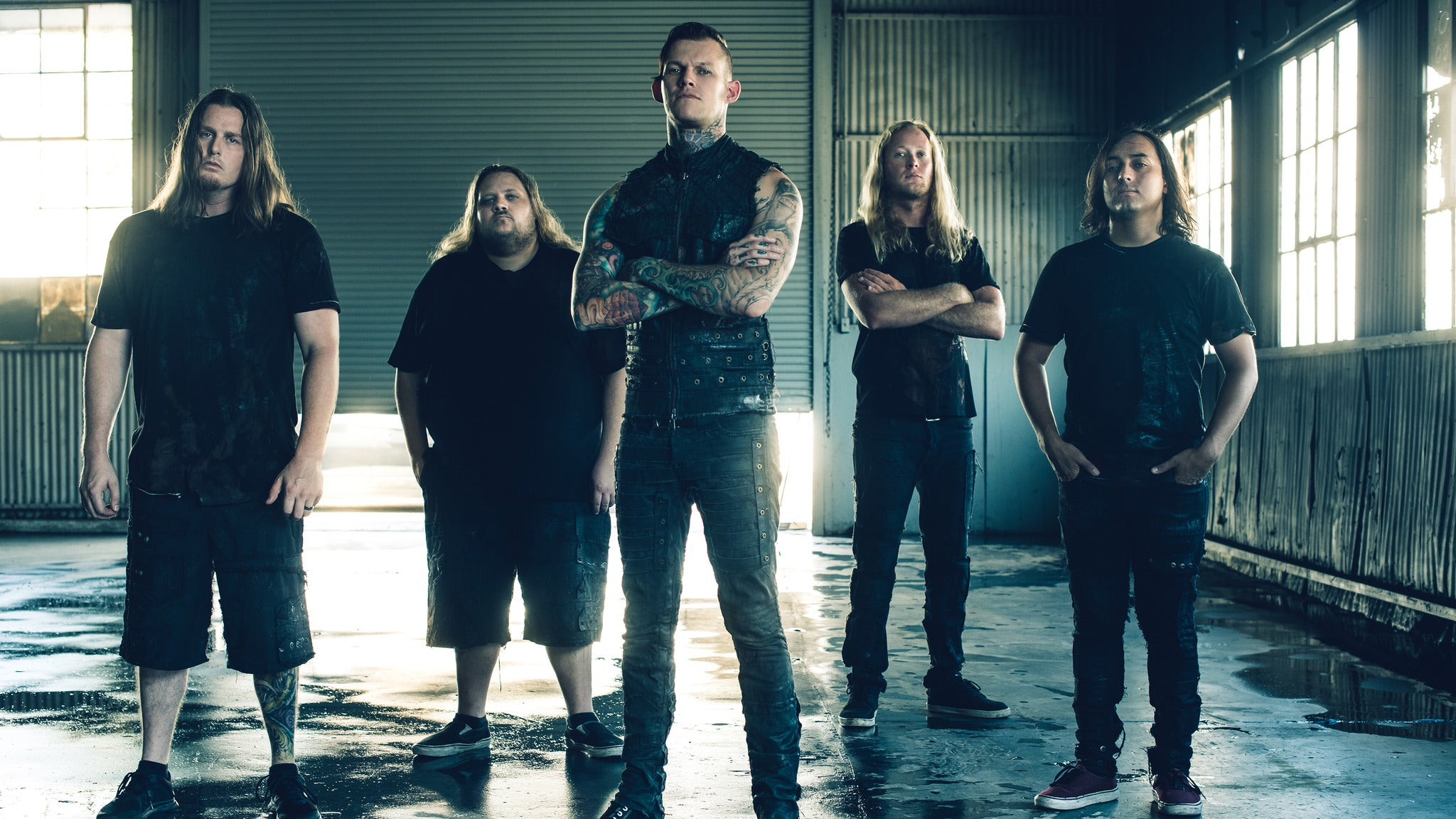 Carnifex w/ 3Teeth at Gothic Theatre