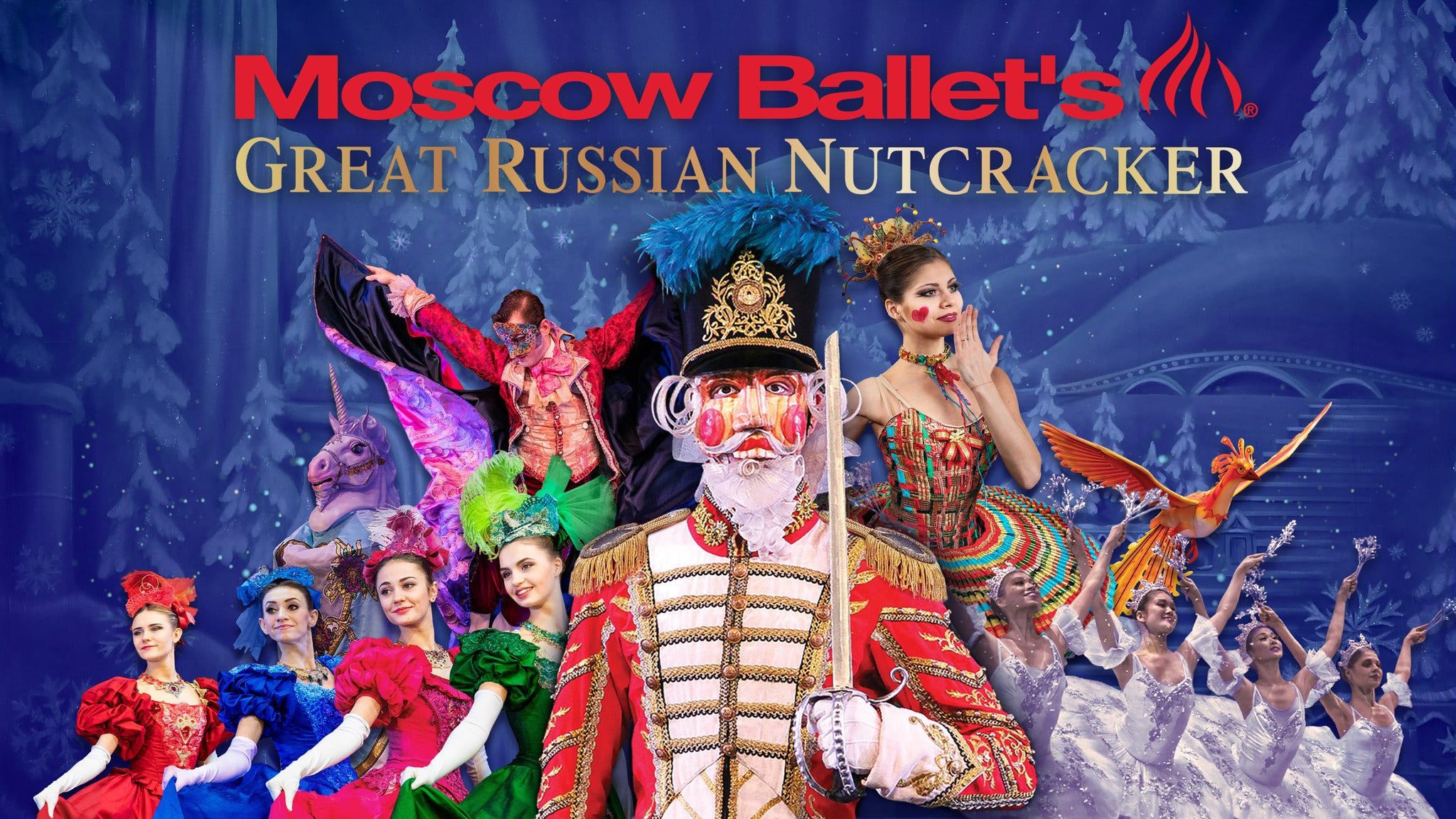 Moscow Ballet's Great Russian Nutcracker at Fargo Theatre