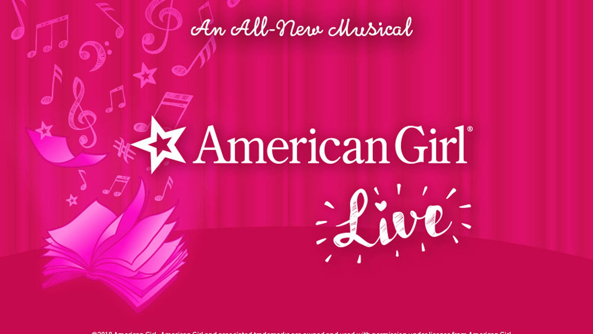 American Girl Live at Ridgefield Playhouse
