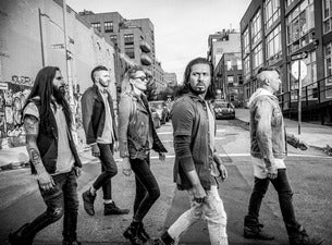 The Noise Presents – Pop Evil: Music Over Words Tour