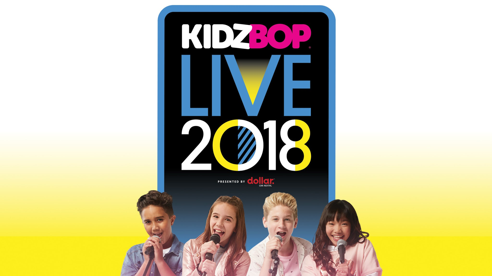 KIDZ BOP Live 2018 Tour presented by Dollar Car Rental