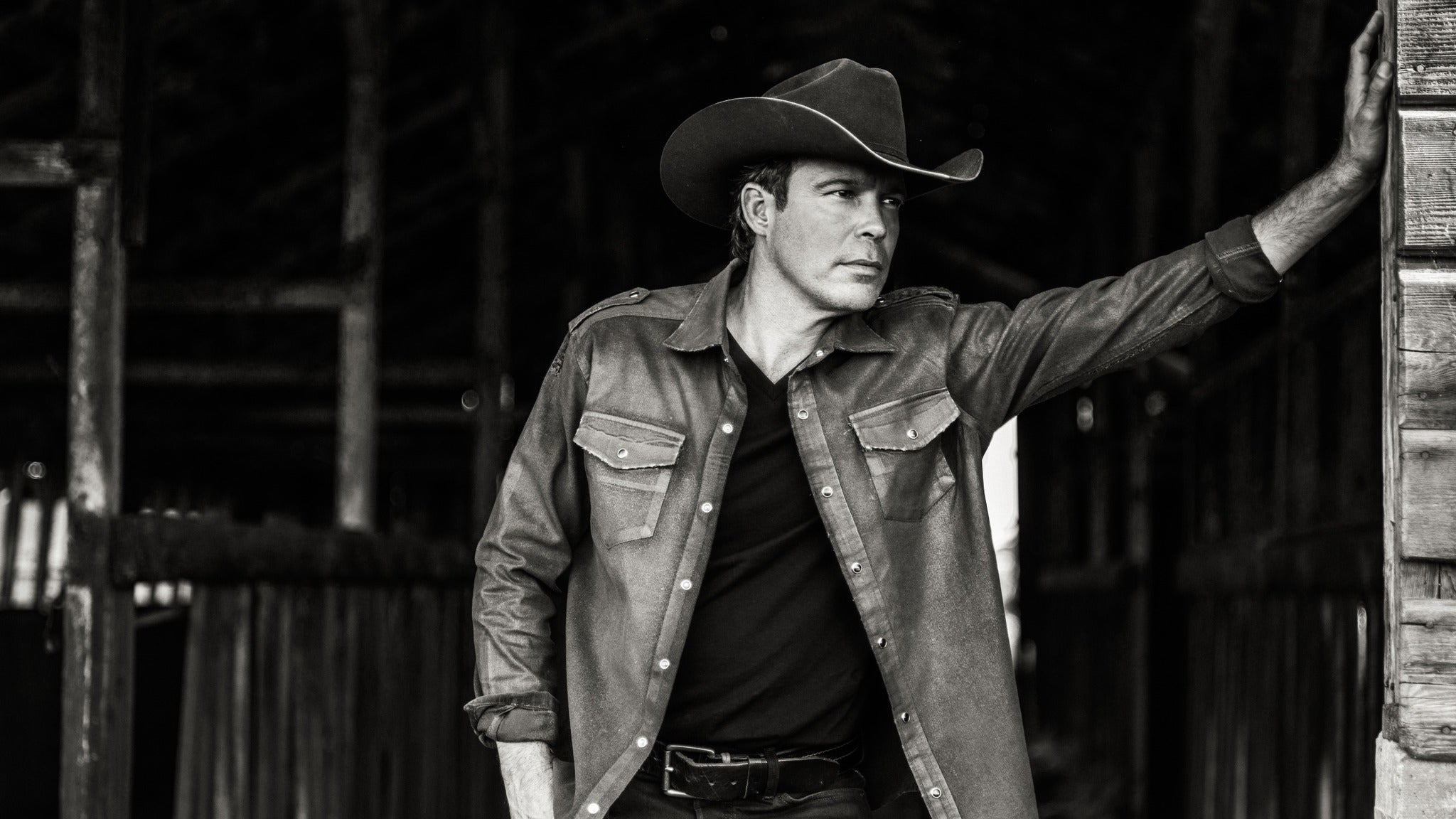 Clay Walker at Mill Town Music Hall