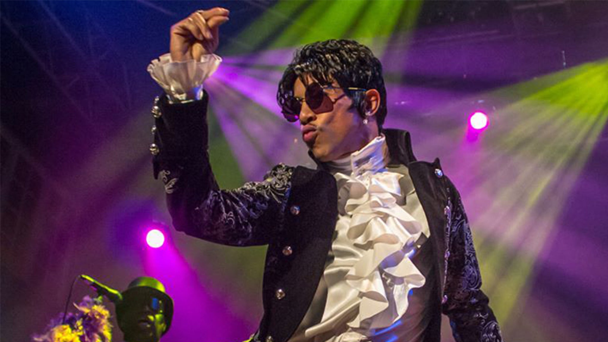 Lets Go Crazy! A Prince Tribute Party w/ The Purple Madness