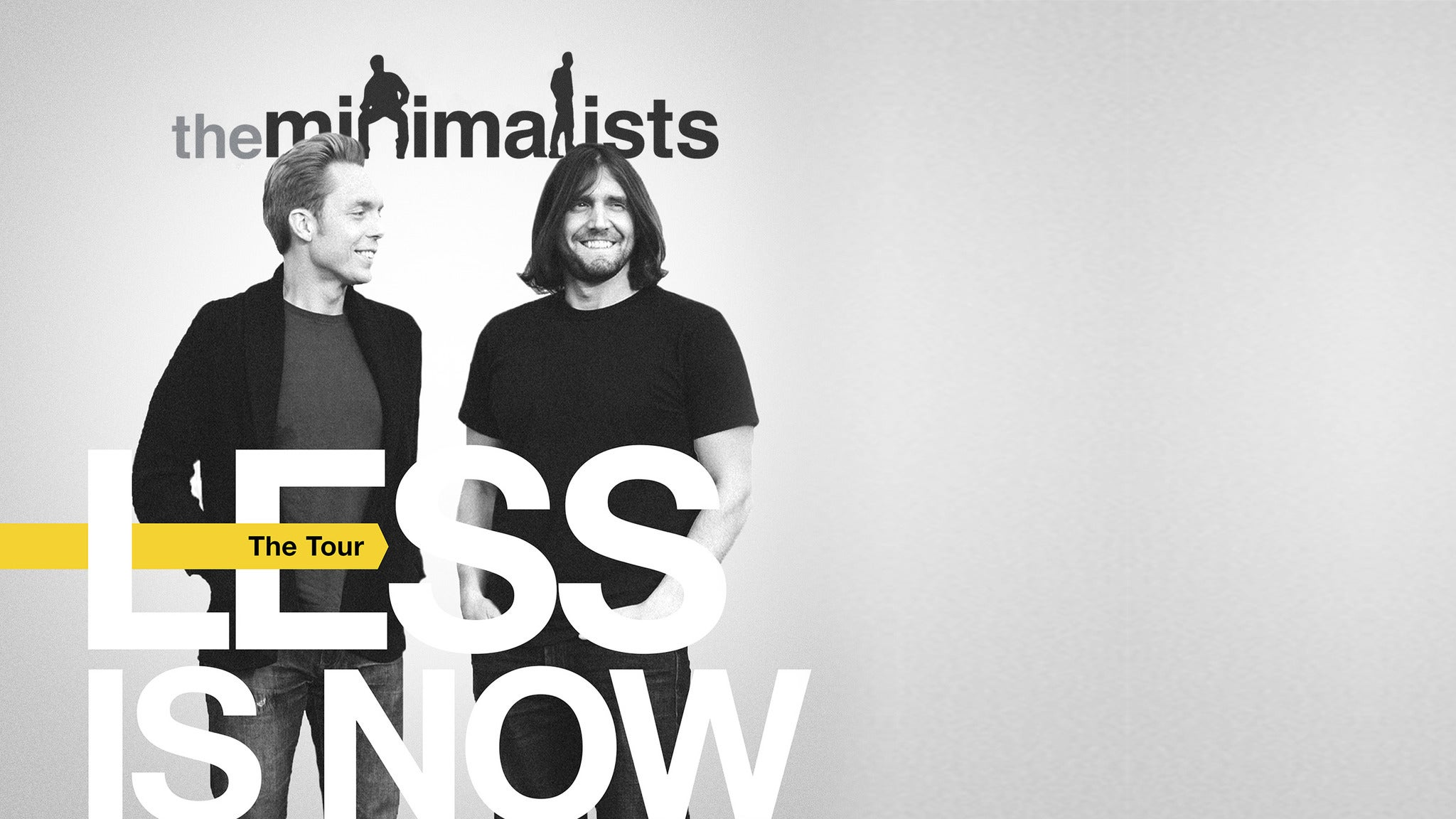 The Minimalists: Less Is Now Tour at Buckhead Theatre