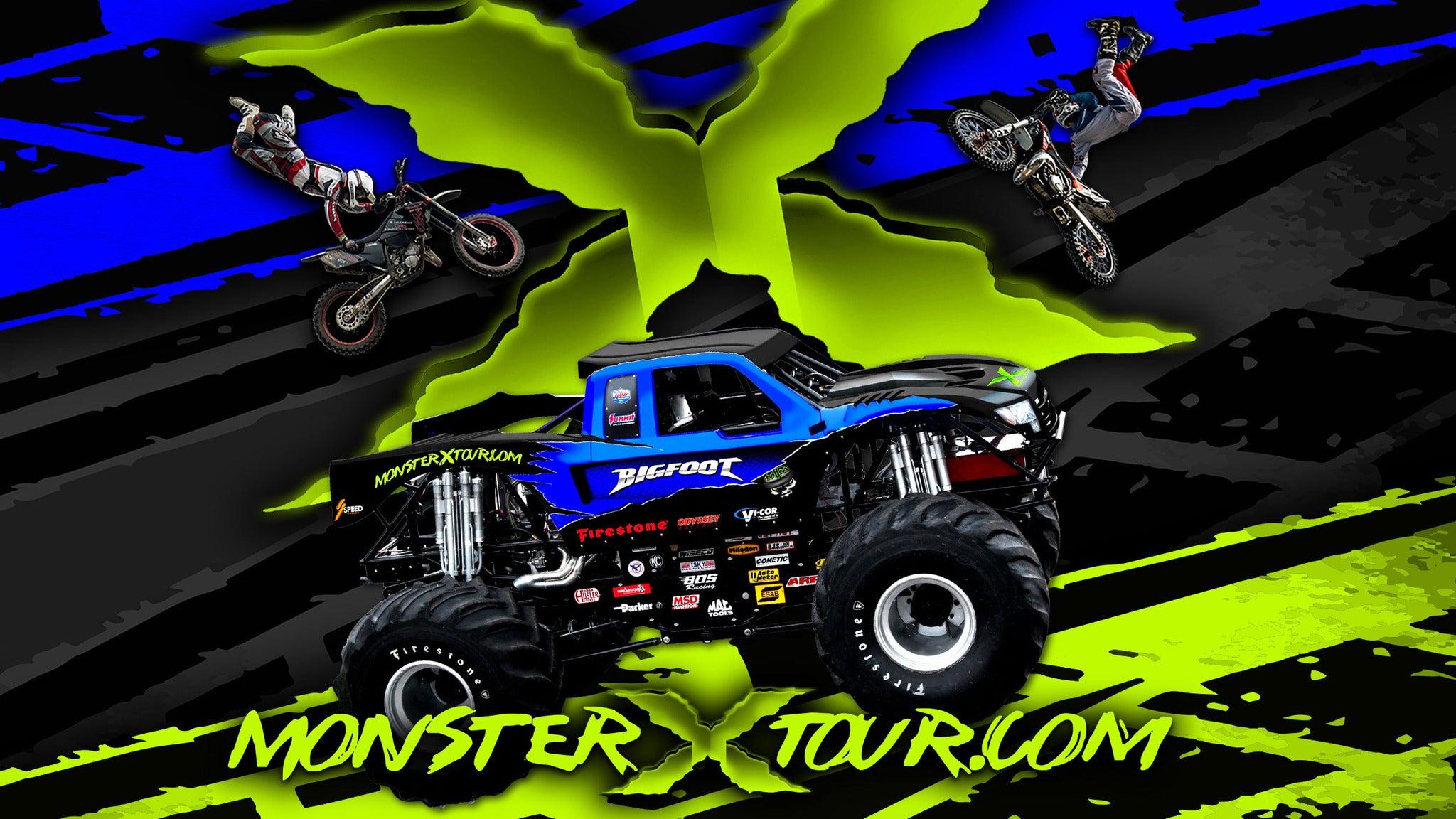 Monster X Tour at Aloha Stadium