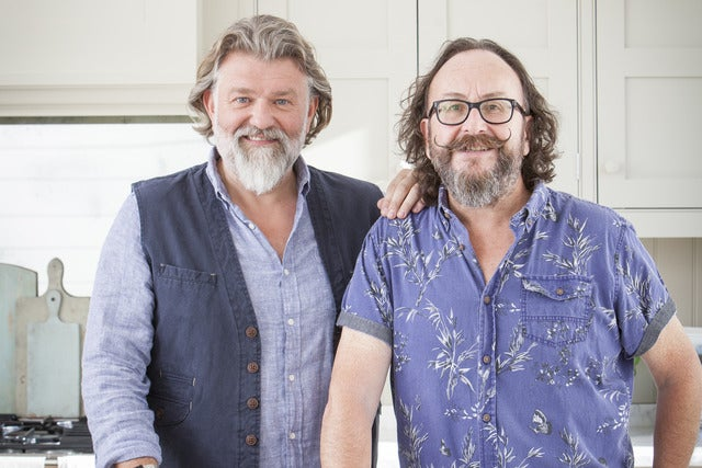 An Evening with the Hairy Bikers York Barbican Seating Plan