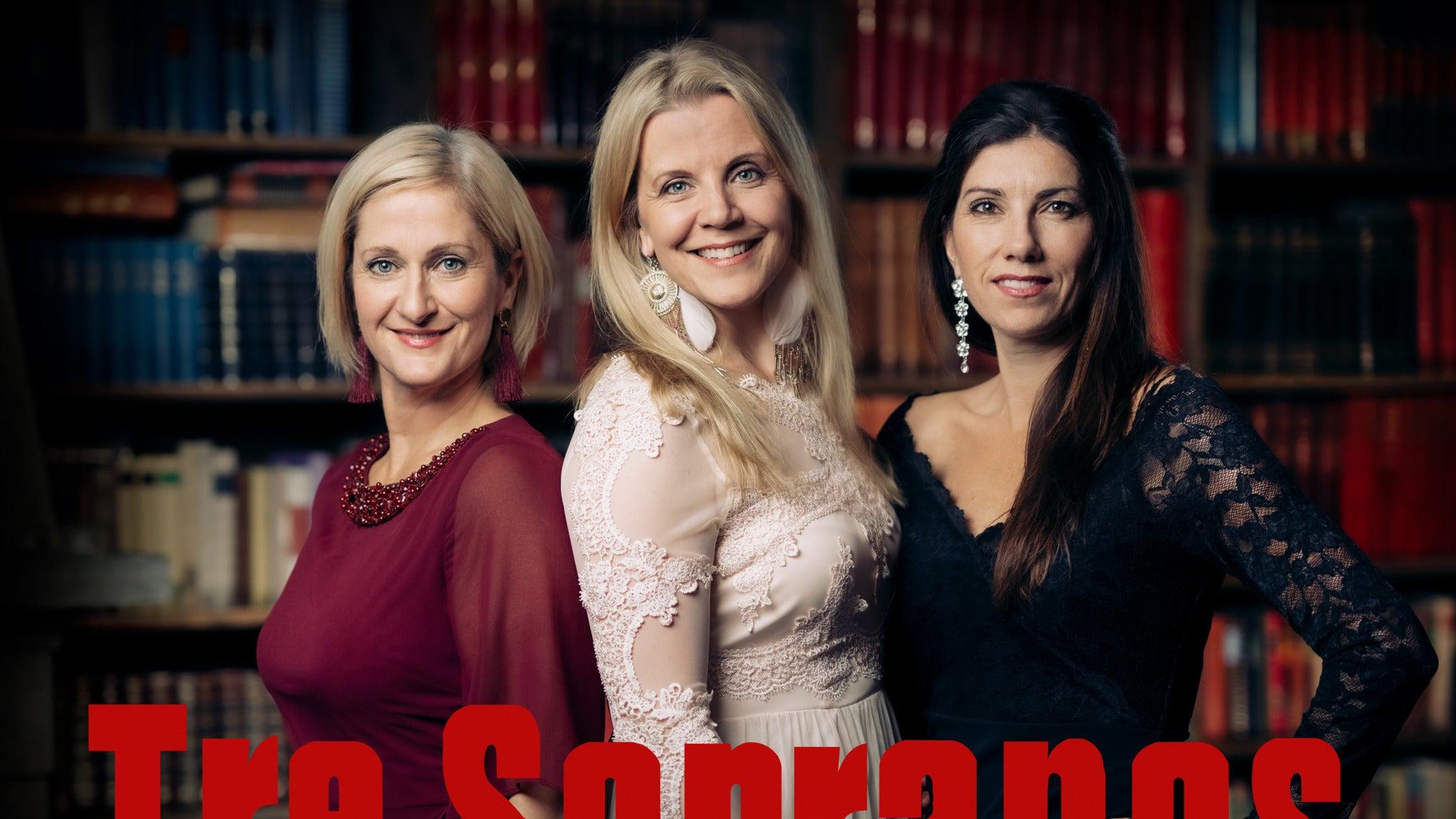 Tre Sopranos