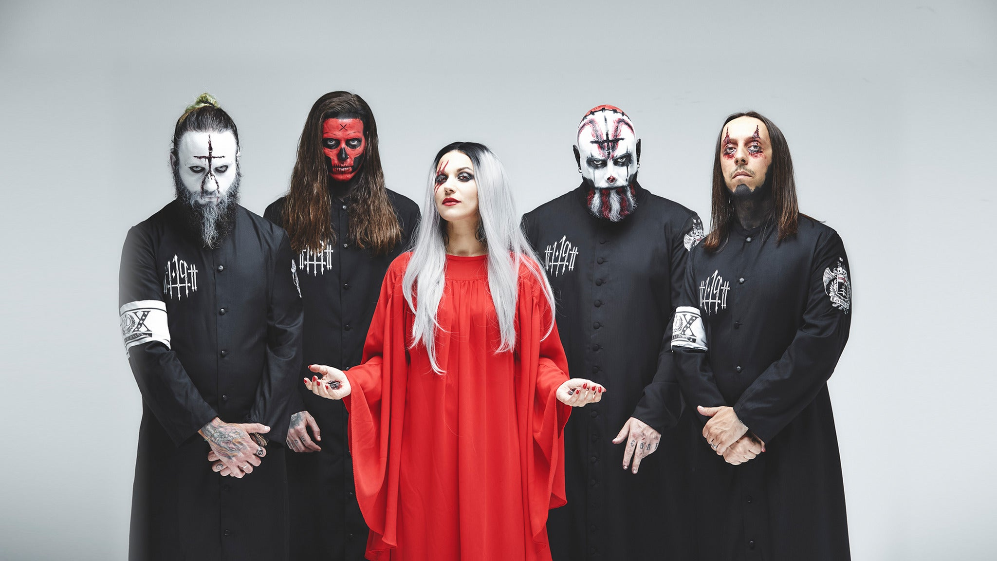 Revolver Presents The 119 Show - An Evening With Lacuna Coil