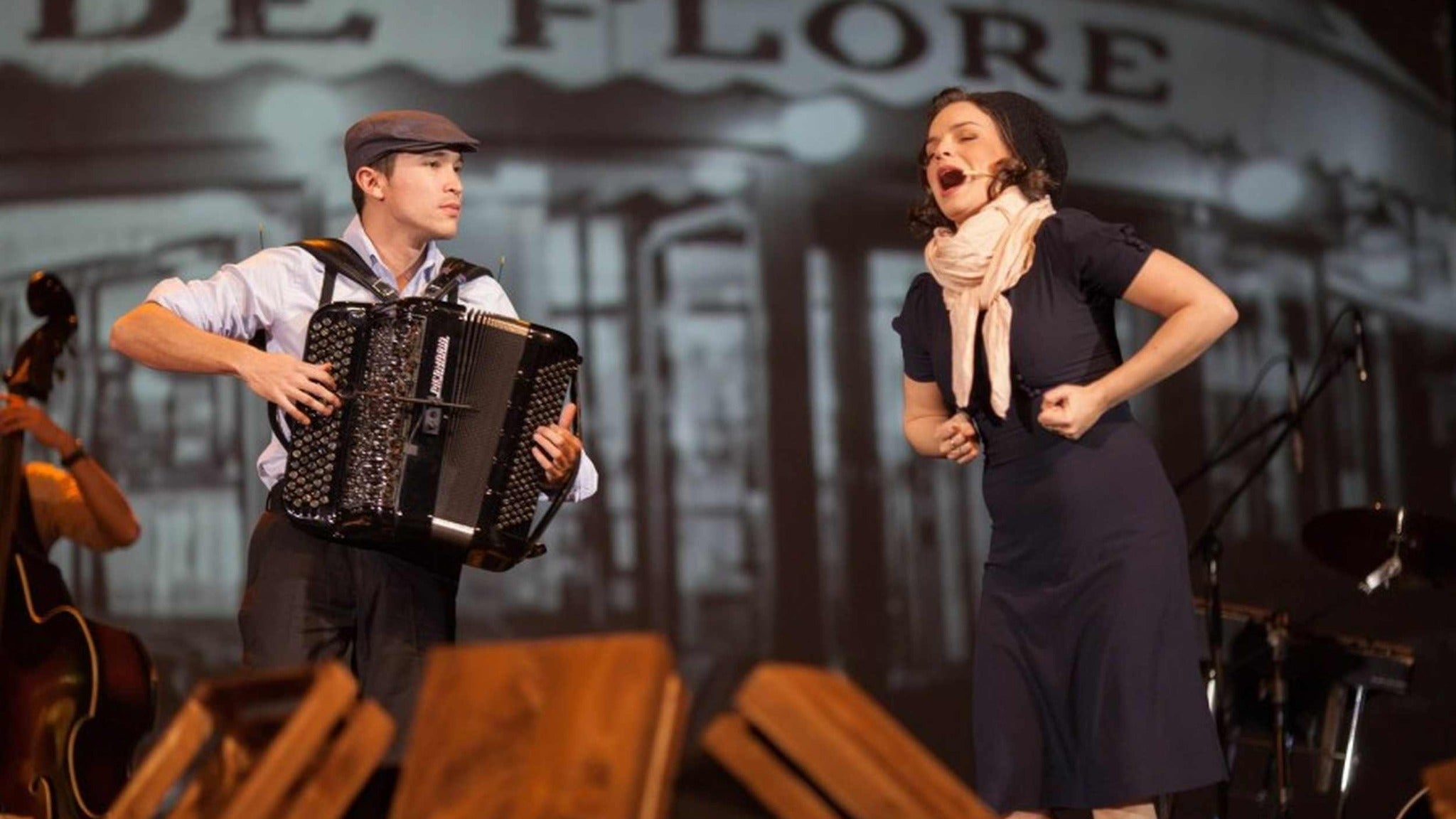 Piaf! The Show at McCallum Theatre