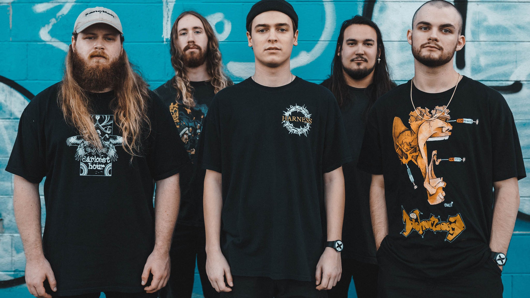Knocked Loose w/ Rotting Out