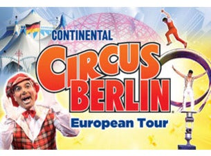 Continental Circus Berlin Christmas Show tickets | Copyright © Ticketmaster