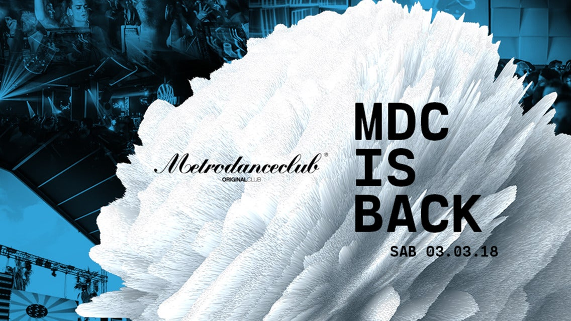 MDC Is Back