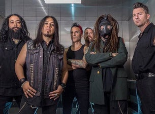 Ministry with KMFDM and Front Line Assembly