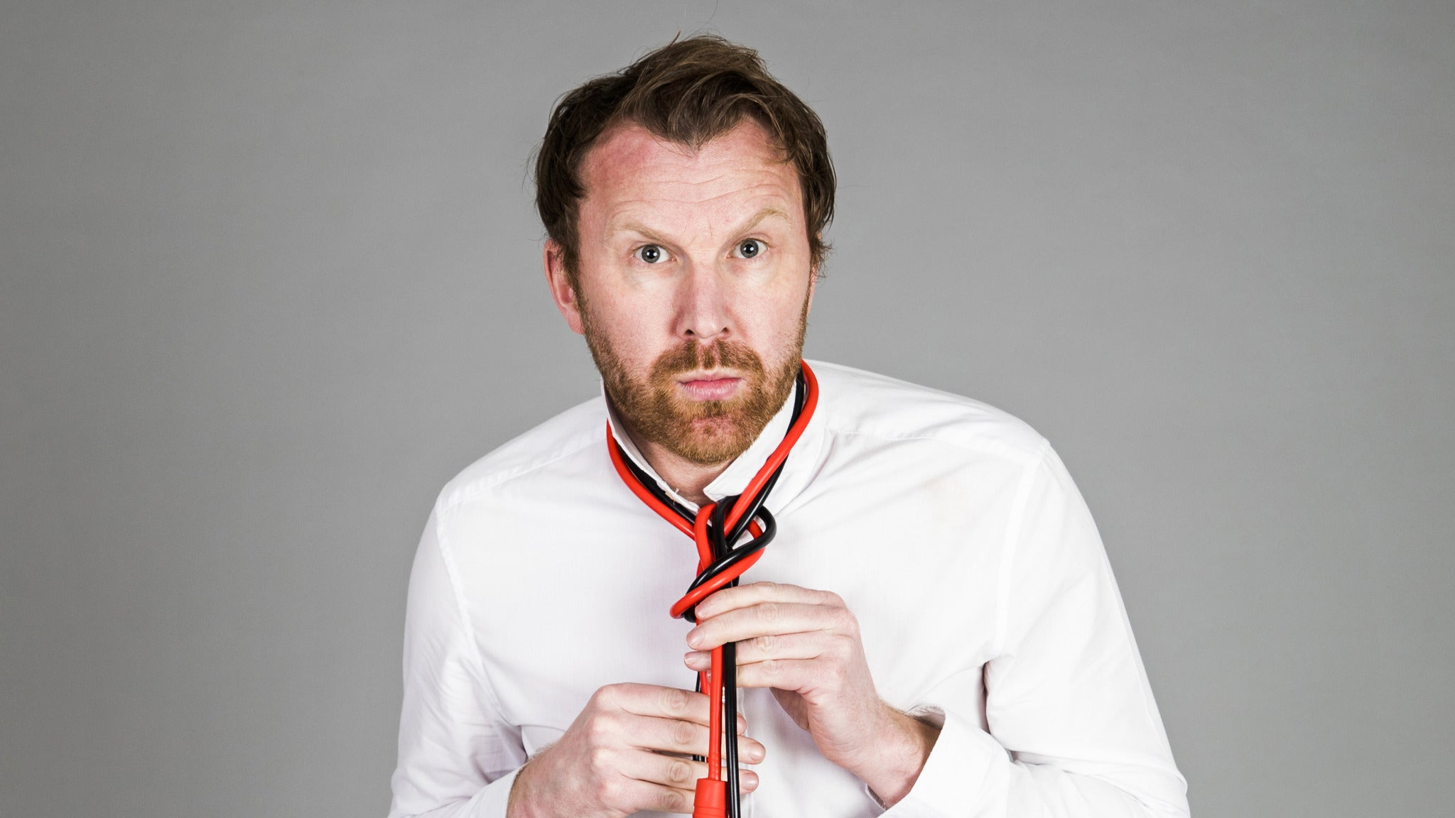 Jason Byrne: You can come in but don't start anything. Seating Plans