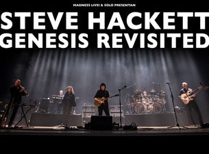 Steve Hackett, Genesis Revisited Tour 2021