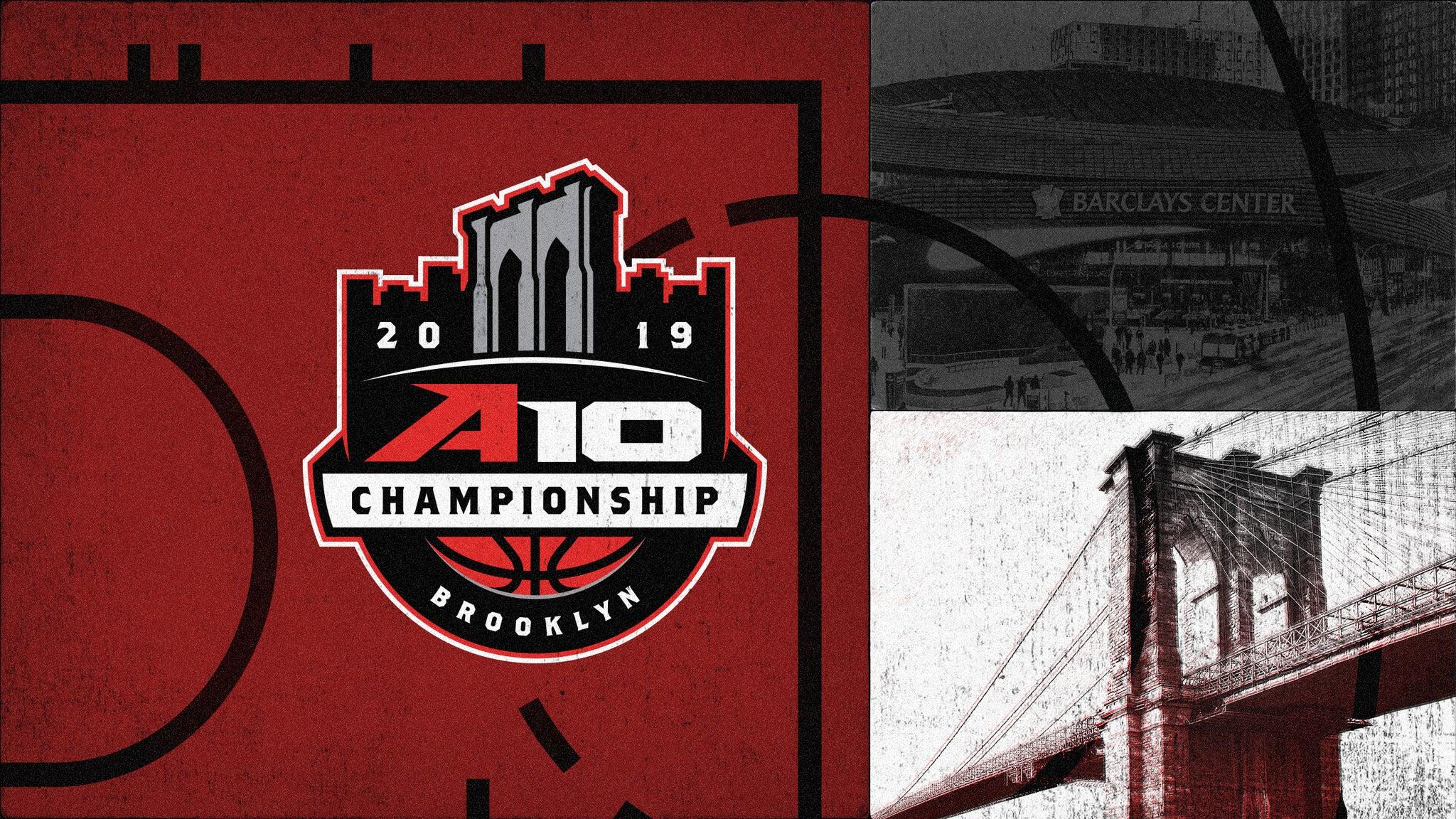 2019 Atlantic 10 Championship - All-Session