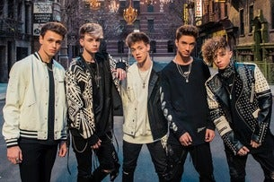 Why Don't We: Why Don't We Europe Seating Plans
