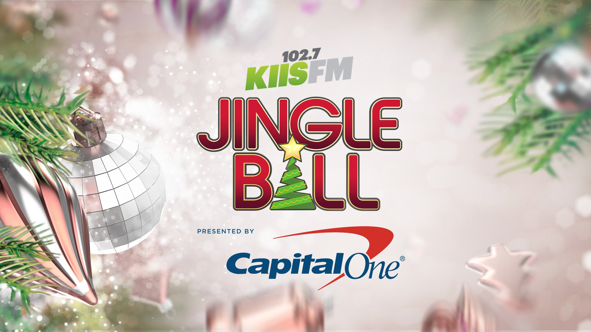 KIIS FM's Jingle Ball Presented by Capital One at The Forum