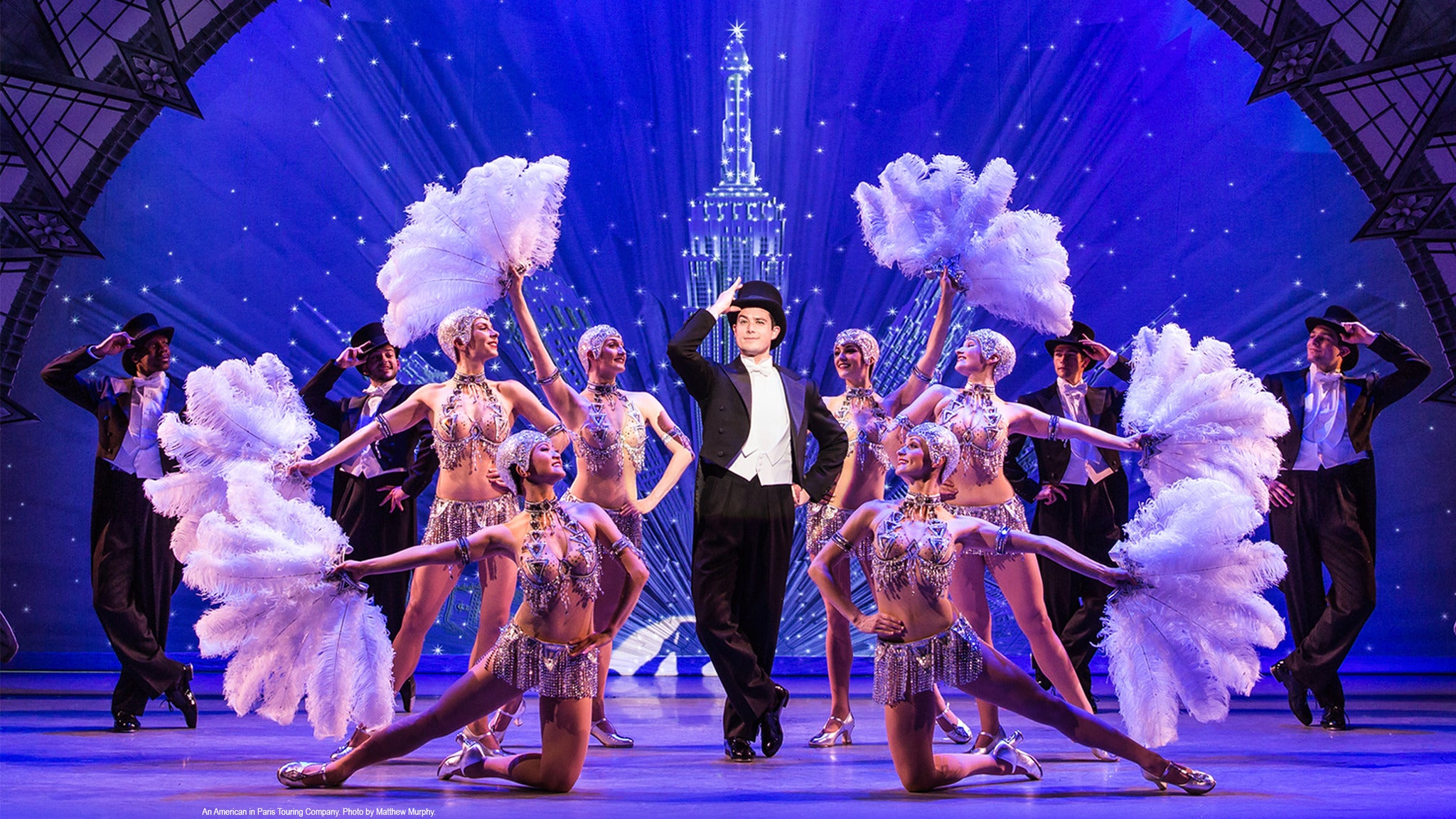 An American in Paris (Touring) at Detroit Opera House