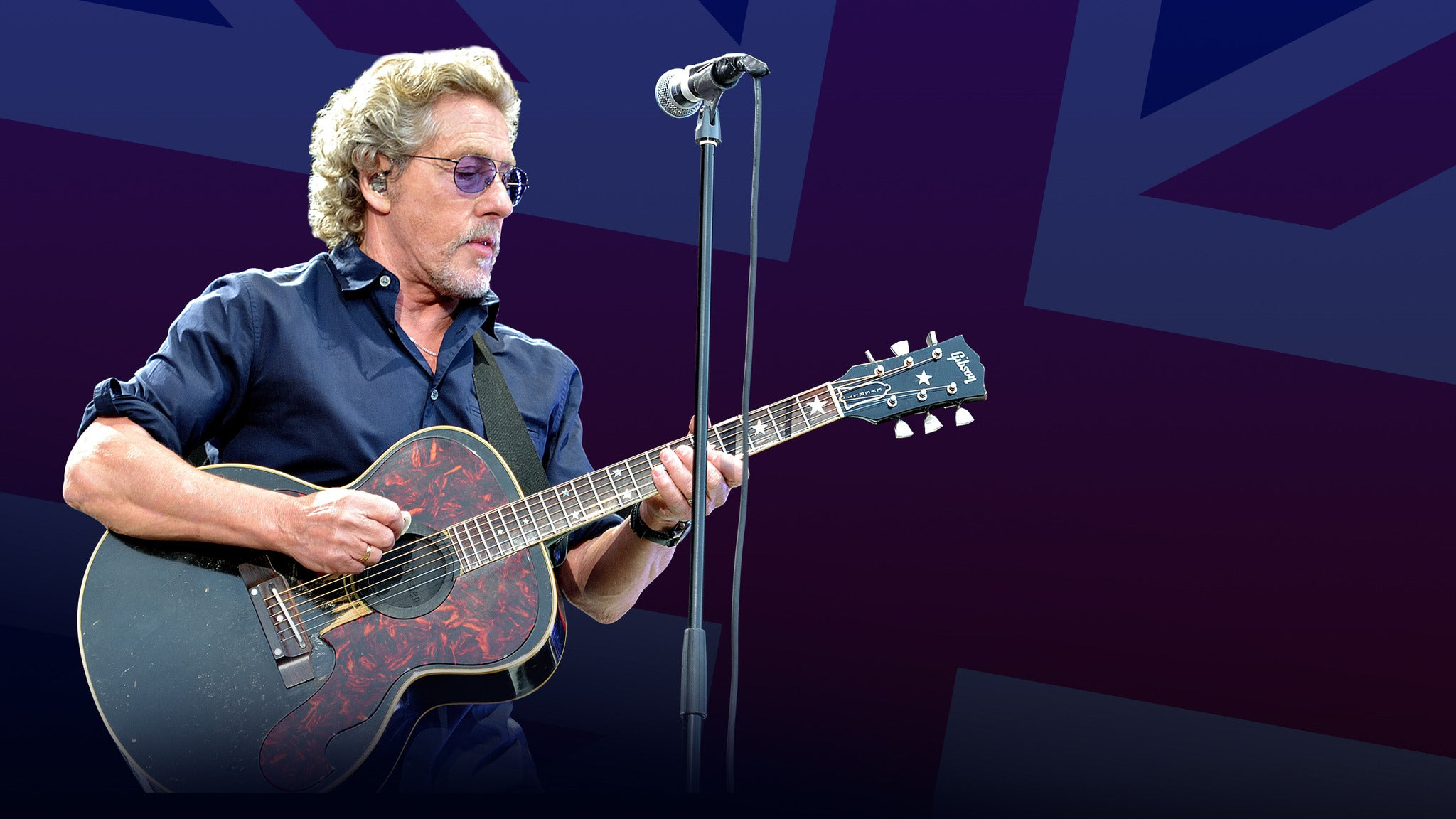 Roger Daltrey at Bob Hope Theatre