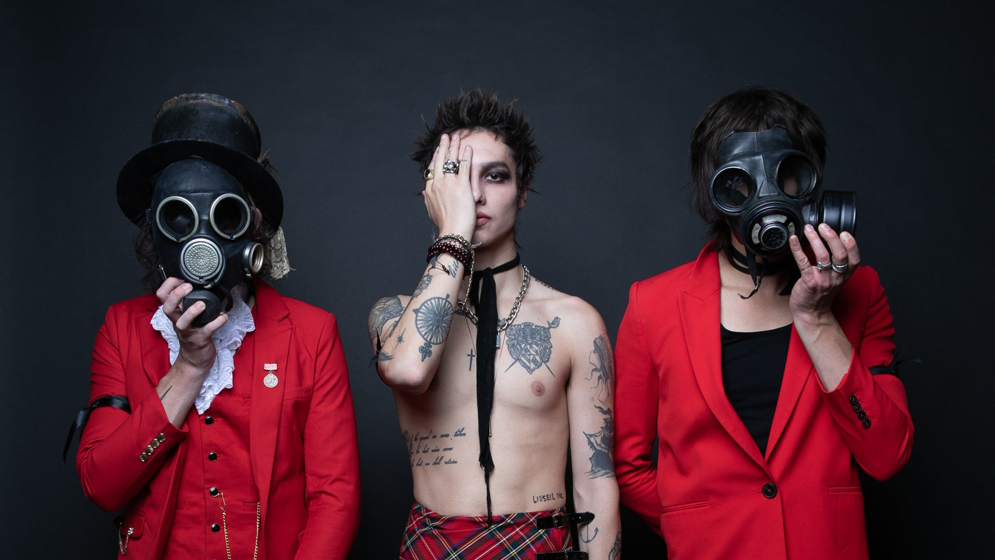 Palaye Royale tickets | Copyright © Ticketmaster
